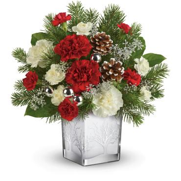 Woodland Winter Bouquet